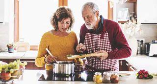 Gesünder essen, länger lieben